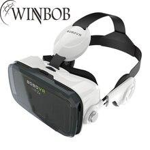 Xiaozhai bobovr Z4 VR коробка виртуальной реальности 3D pc очки FOV120 VR гарнитура 3D VR Очки Игры VR коробка для xiaomi iPhone Samsung