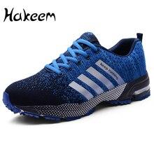 7feaa727e الساخن بيع للجنسين في الهواء الطلق أحذية رياضية الرجال أحذية رياضية زوجين  النساء احذية الجري تنفس شبكة المدرب أحذية مشي