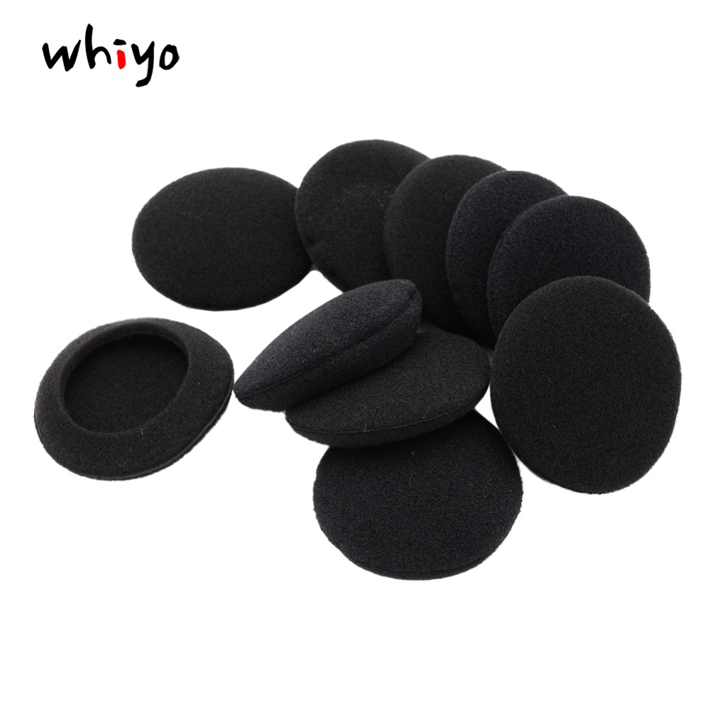 5 pair of Replacement Ear Pads Cushion Cover Earpads Pillow for Sennheiser PX 60 px60 PX-60 Earphones  Headset Earphone Sleeve