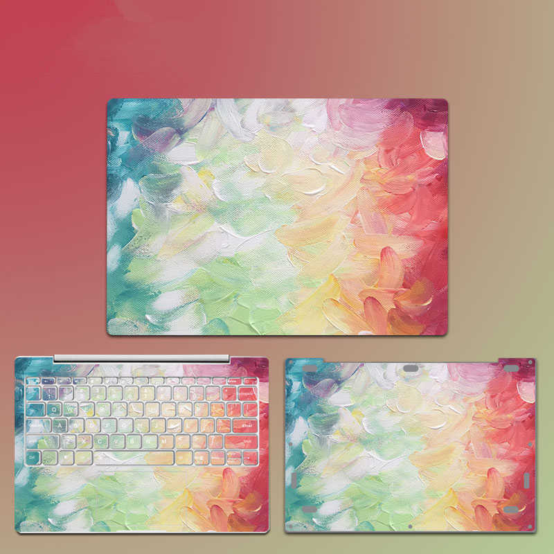 Colorful Style Laptop Sticker for Xiaomi Notebook Mi Air 12.5 13.3 Pro 15.6 inch Full Body Decal Vinyl Laptop Skin for Xiaomi
