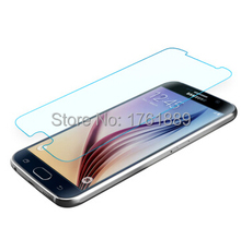 2 pcs ecran protecteur slim clear 0.3mm 9H protective screen protector tempered film to smartphone glass for samsung s6 galaxy