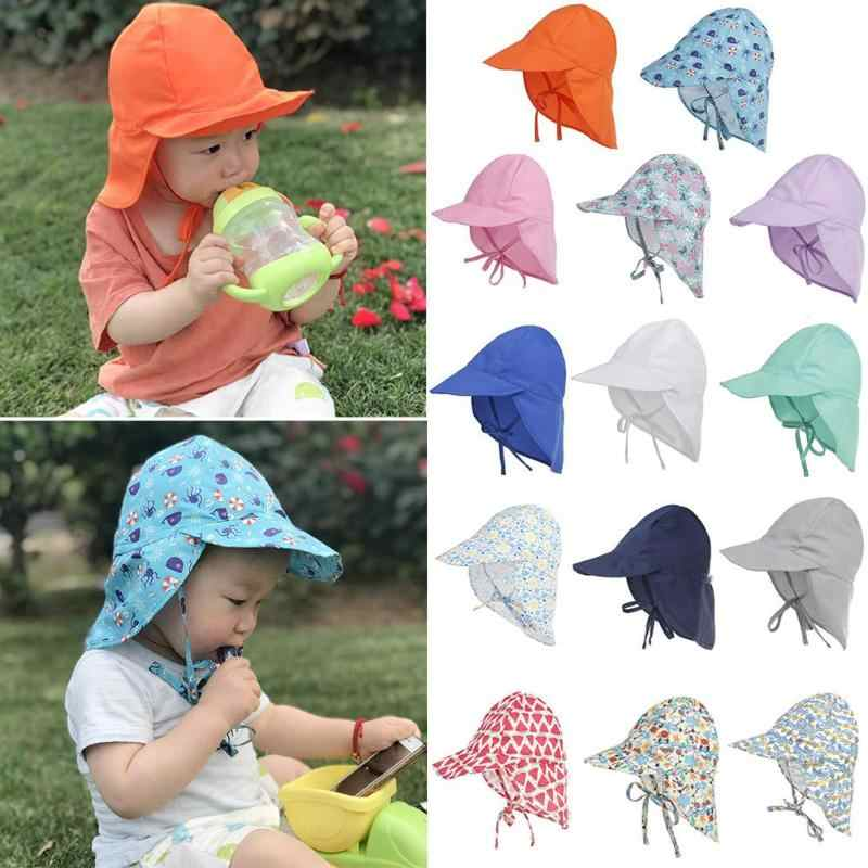 Unisex Baby Kids Infant Newborn Summer Sun Bonnets Hats