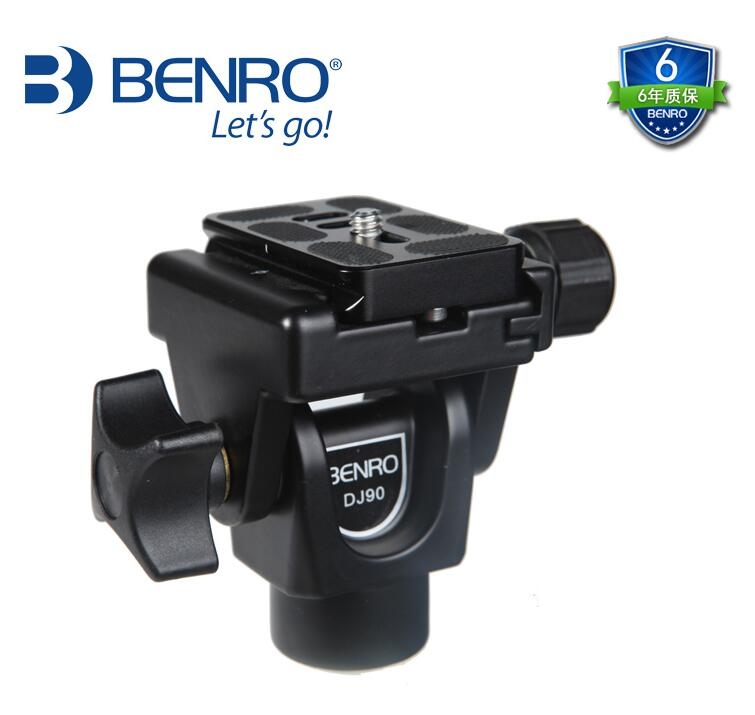 Benro DJ80 DJ90 Flip Head for Monopods with Arca Quick Release-in Tripod Heads from Consumer Electronics    1