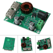 Reusable XH-M224 Step Down Module Board DC9-30V Dual USB Output Charger