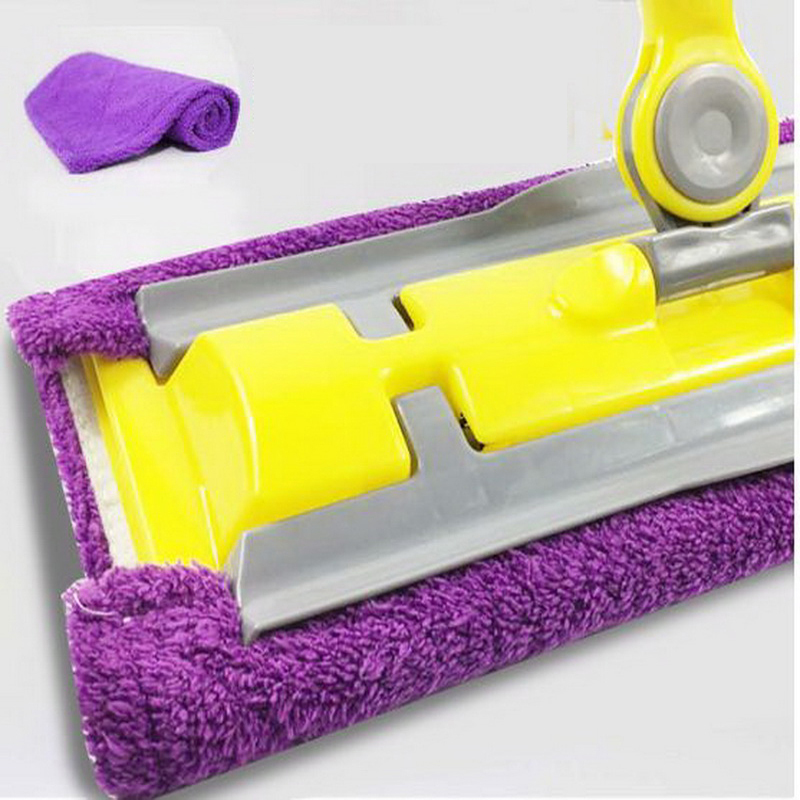 341206/Household /flat mop/ plus crude plus Thick stainless steel - Household Merchandises - Photo 5