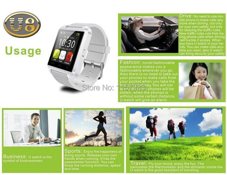 smartwatch android u816