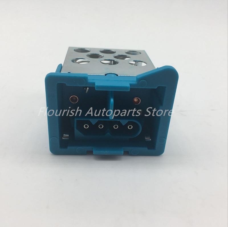 HVAC Fan Blower Motor Resistor Regulator For BMW 5 SERIES E32 E34 64118391699
