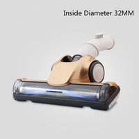 1Pcs Universal Vacuum Cleaner Accessories Airbrush Head Detachable Roller Brush Adapter For Haier Midea