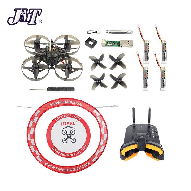 JMT Happymodel Mobula7 V2 75mm Crazybee F4 Pro OSD 2S BWhoop FPV Racing Drone Mobula 7 BNF con delantal de arco de gafas FPV-in Partes y accesorios from Juguetes y pasatiempos    2