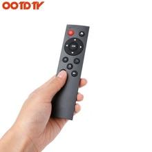 цены на OOTDTY Universal 2.4G Wireless Air Mouse Keyboard Remote Control For PC Android TV Box dropshipping  в интернет-магазинах