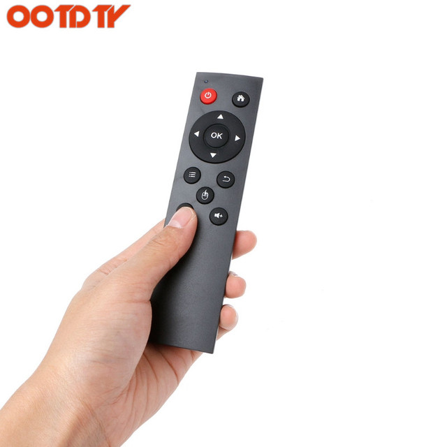 OOTDTY Universal 2.4G Wireless Air Mouse Keyboard Remote Control For PC Android TV Box dropshipping