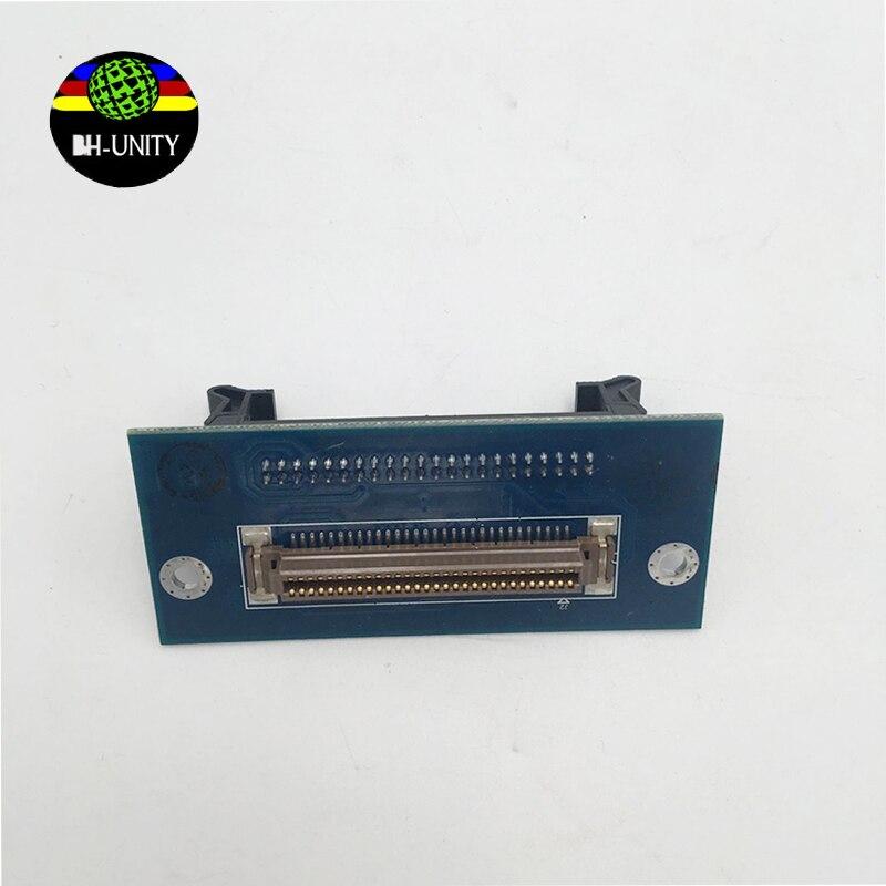Offre spéciale imprimante à jet d'encre pièces de rechange konica UMC 1024i tête connecteur carte de transfert carte pour tête d'impression km1024i