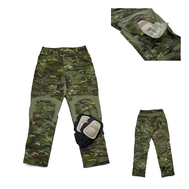 21ab6764d50e2 2019 Multicam Tropic G3 Combat 3D Pants MTP Tactical Pants Ripstop MTP  Cargo pants CP with
