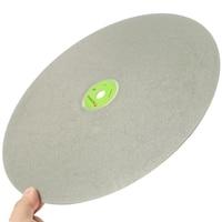 18 дюймовый шлифовальный круг 60 600 алмазный шлифовальный диск абразивный диск с покрытием плоского круга ilovecool