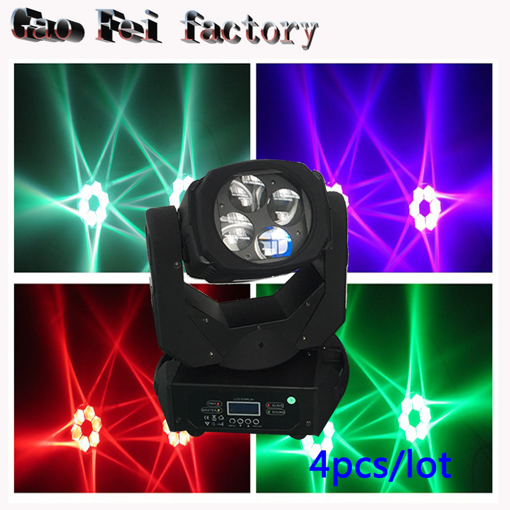 4pcs/lot Latest LED Super Beam 4x25W Professional stage lighting, Perfect lighting effect , Good for stage ,DJ and Home party4pcs/lot Latest LED Super Beam 4x25W Professional stage lighting, Perfect lighting effect , Good for stage ,DJ and Home party