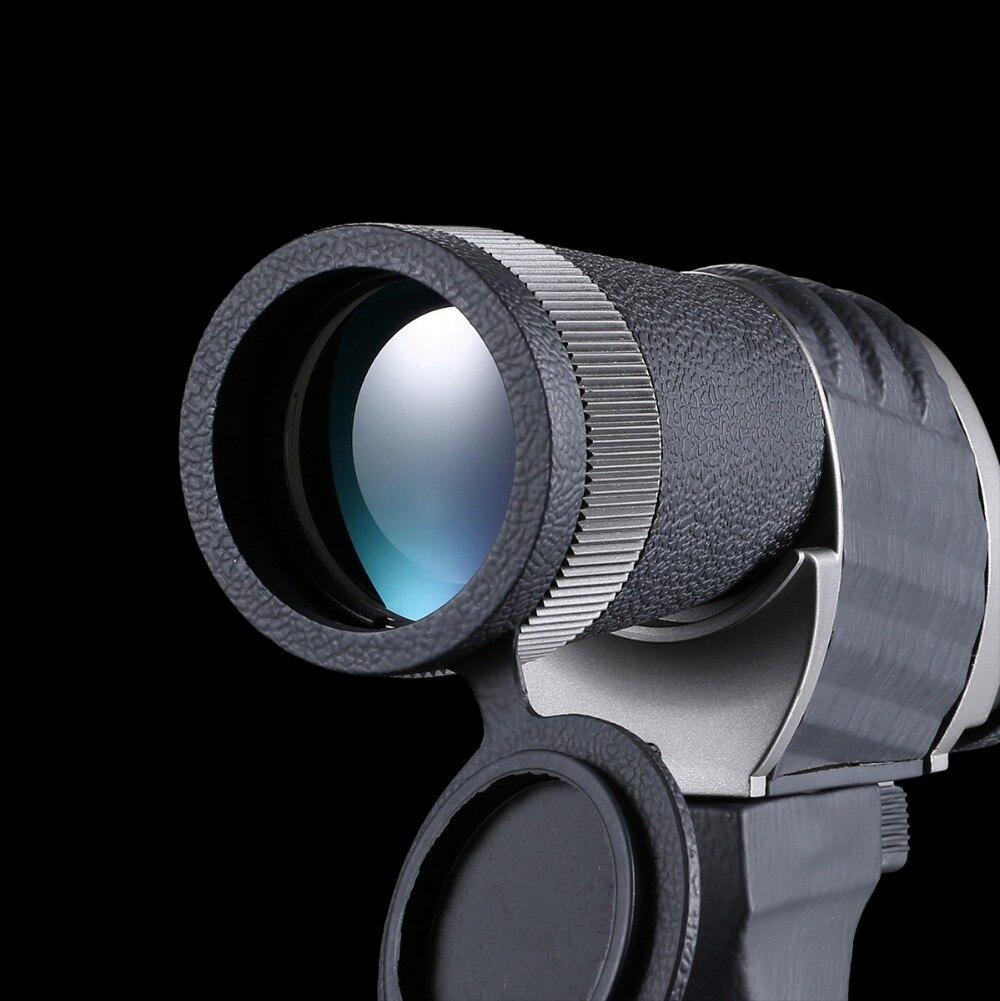 ФОТО New 2016 Telescope HandHeld 10x50 Monoculars Focus Lens Vision Adjustable Monocular Telescope Travel Camping