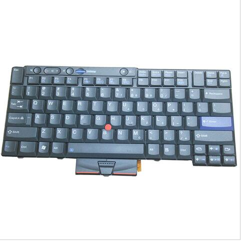 цена на Free shipping Original New I-B-M / Len ovo Think pad T410 T410I T420 T510 X220i W520 Keyboard 45N2106