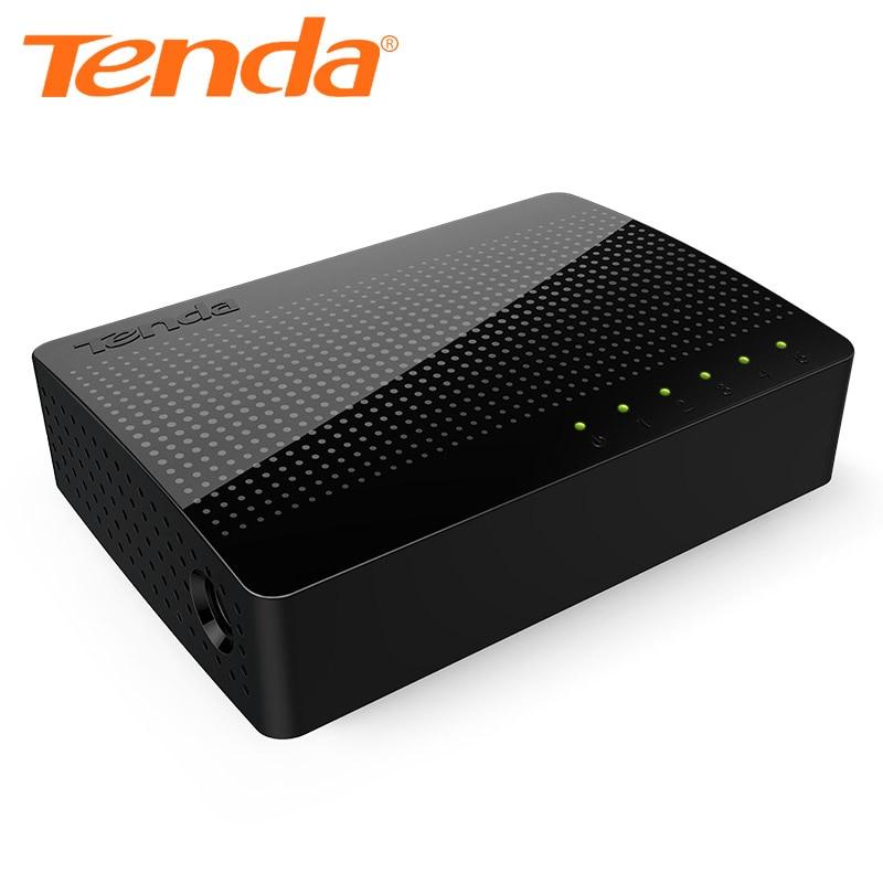 tenda sg105 mini 5 port desktop gigabit switch fast. Black Bedroom Furniture Sets. Home Design Ideas