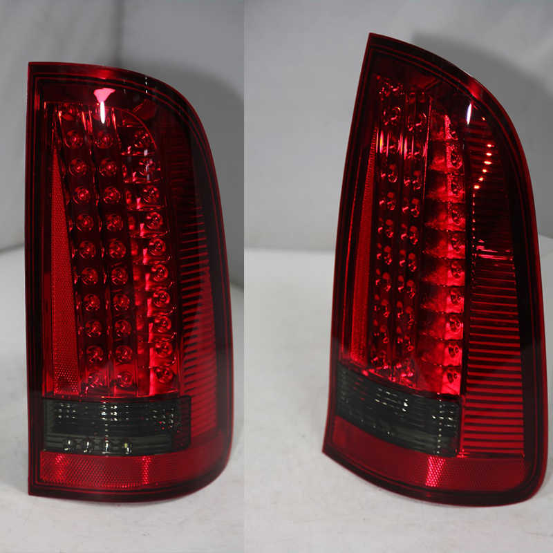 VIGO ため SR5 MK6 MK7 煙 2005 2006 2007 2008 2009 2010 2011 2012 2013 LED 用トヨタハイラックスバックランプ