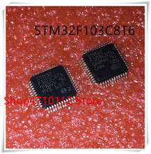 NEW 10PCS LOT STM32F103C8T6 STM32F103 STM32F 103C8T6 LQFP 48 IC