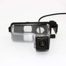 Laijie Car Rear View Camera For Nissan Patrol / Safari Y61 1997~2010 / HD CCD Wide Lens Angle Auto Reverse parking Camera / NTSC
