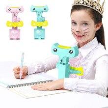 Детская игрушка студенческий голосовой стиль зрение протектор сидя коррекция осанки написание рамка ребенок анти-близорукость коррекция осанки игрушка