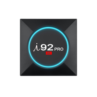 I92 Android 6 0 Smart TV Box 2GB 16GB Amlogic S912 HDR Octa Core BT4 0