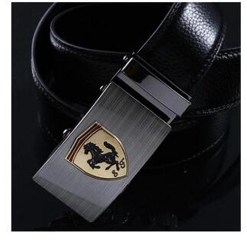 Ferrari Leather Belt For Men