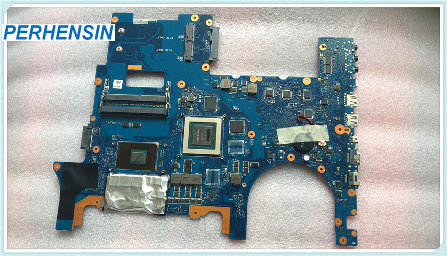 Original For Asus G752VY G752VT Laptop Motherboard <font><b>i7</b></font> <font><b>6700HQ</b></font> <font><b>CPU</b></font> GTX965M Mainboard100% Work Perfectly image