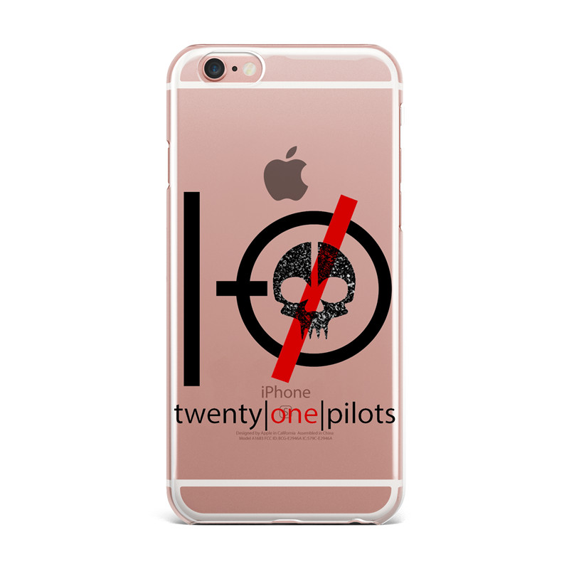 HTB1x3sNQFXXXXbdXpXXq6xXFXXXO - Twenty One Pilots Soft TPU Transparent Silicone Case Cover For iPhone 7 7 Plus 5 5S 5C SE 6 6S Plus PTC 202