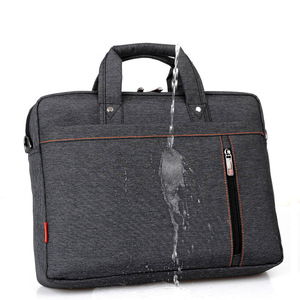 "Image 4 - กันน้ำกันกระแทกแล็ปท็อปแล็ปท็อปกระเป๋าแล็ปท็อป 17.3 15.6 15 14 13.3 13 ""หนาหรูหราไหล่แบบพกพา Messenger Men Notebook กระเป๋า"