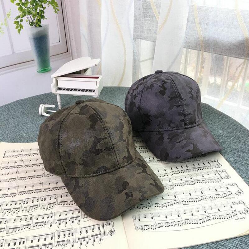 Gorra de béisbol para mujer Camuflaje Hombres Gorras Snapback - Accesorios para la ropa - foto 3