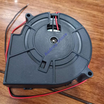 9733 Double Ball Bearing 5000rpm Exhaust air Blower Fan DC12V 2.4A BA10033B12U For Barbecue oven image