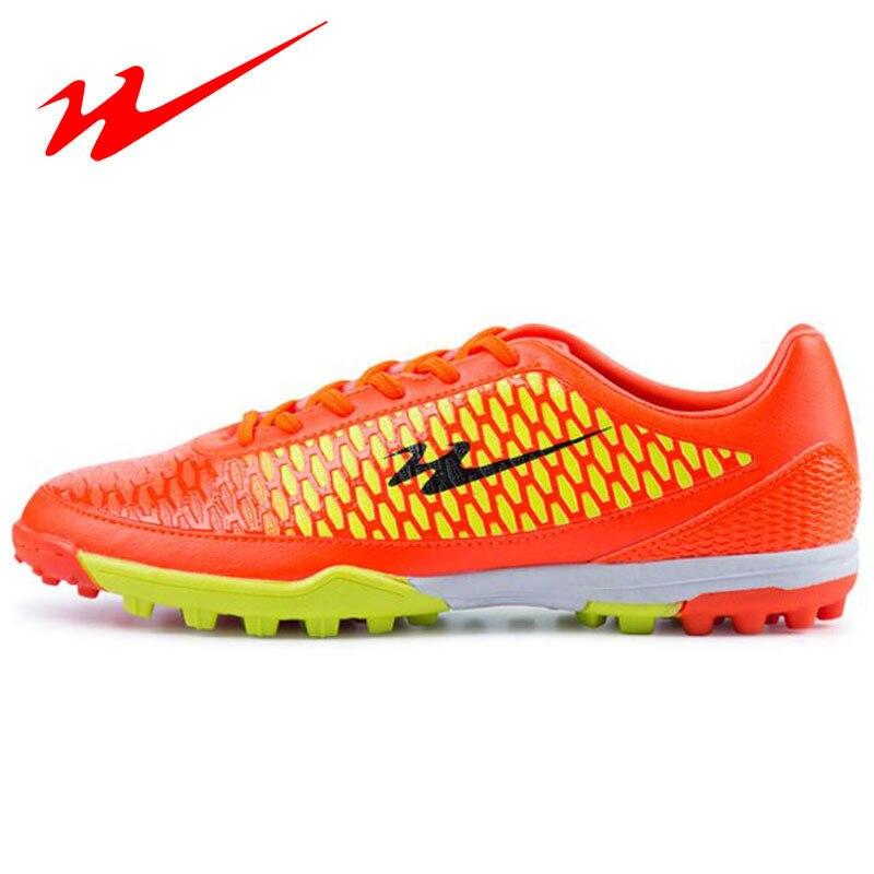 MR DOUBLESTAR Pria Football Sepatu Sneakers Profesional Sepatu Sepak Bola  Luar Sepatu Pelatihan Atletik Olahraga Untuk b69c47f1a3