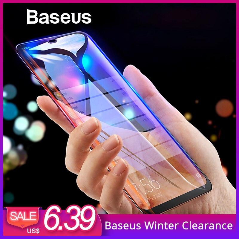 Baseus 0,3mm Gehärtetem Glas Für iPhone Xs Xs Max XR Screen Protector Full Coverage Schutz Glas Für iPhone X xs Xs Max 2018