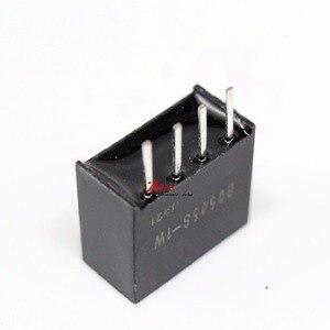 Image 2 - משלוח חינם, 100 יחידות מודול כוח בידוד DC DC B0505S 1W B0505 B0505S SIP 4 5 V כדי 5 V