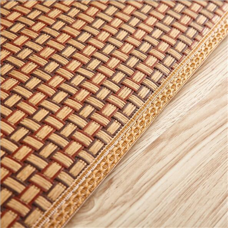 Weave Straw Mat Rattan Bamboo Weave Non Slip Rugs Wooden Floor Protect  Carpet Summer Sleeping Mat Area Rug Baby Creeping Mat In Carpet From Home U0026  Garden On ...