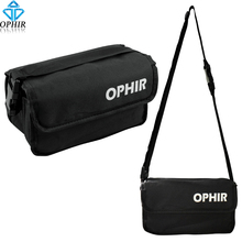 OPHIR Black Portable Airbrush Bag for Mini Air Compressor Gun_AC080