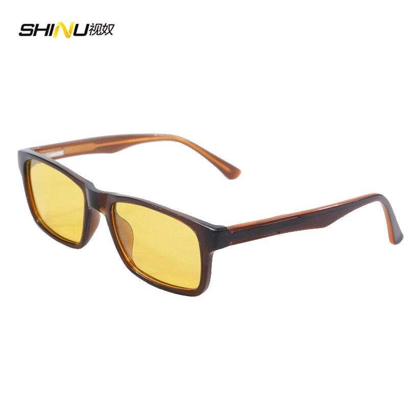 Anti Blue Light Brýle Počítačové brýle Herní brýle Noční vidění Polarizované řidičské brýle Muži Ženy 5 barev Skladem SH009