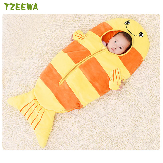 Baby Sleeping Bag Newborn Cotton Sleep Kids Winter Children Sleepsacks Swaddle Envelopes