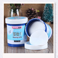 30pcs/box Cleansing Cotton Cleanser Makeup Remover Wipes Pads Wipes Lips Eyes Tools Facial Lint Pads Makeup Cotton