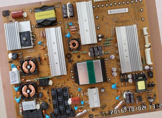 FOR LG 47LV5700-CA power supply board EAX62865401/8 EAY62169801 Quality assurance is used compatible bare bulb lv lp06 4642a001 for canon lv 7525 lv 7525e lv 7535 lv 7535u projector lamp bulb without housing
