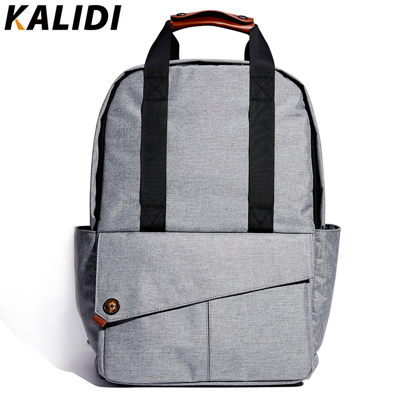 KALIDI Men Laptop Bag Backpacks Bolsa Mochila for 14 Inch 15 Inch Laptop Notebook Computer Bags for Teenager School Bag стоимость