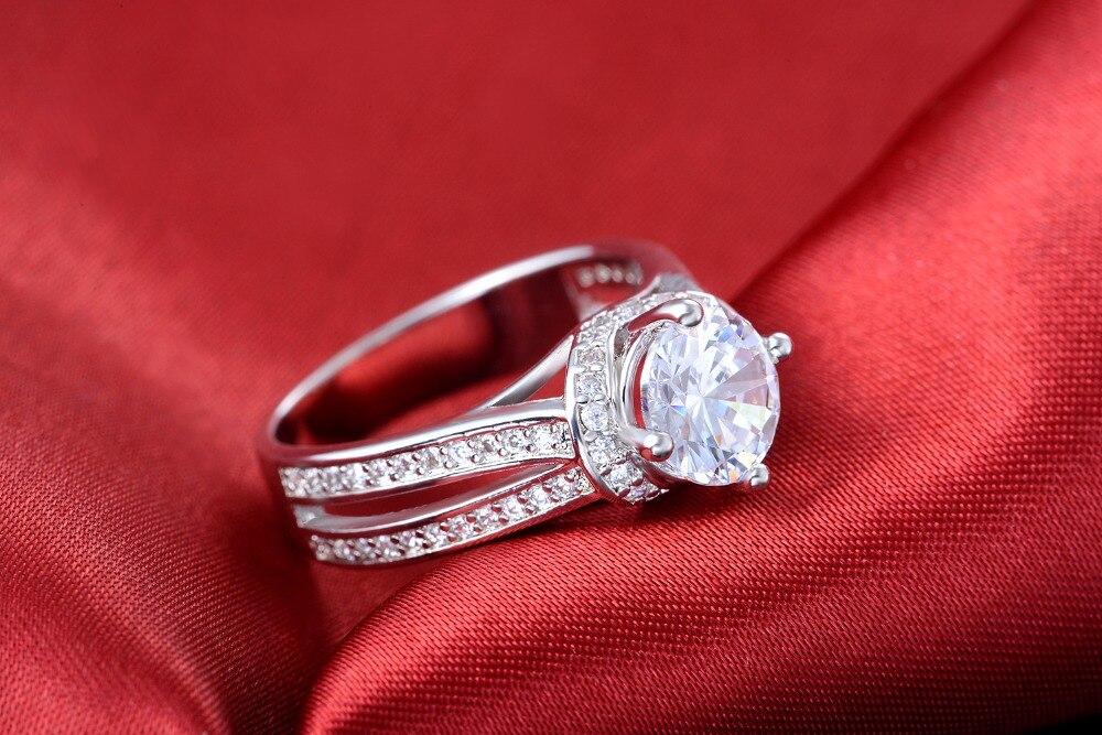 Extrêmement Bague de mariage de luxe pour femme – Votre heureux blog photo de  VO32