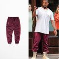 2017 Kanye west Season 4 Crewneck Sweatpants CALABASAS YEEZY season Casual Pants Men Women Hip Hop loose 4 Pablo Joggers New