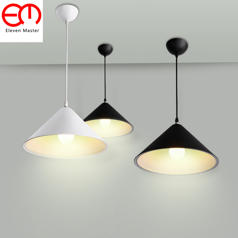 Led Pendant Lights Dining Room Pendant Lamps Modern Restaurant Coffee Bedroom Lighting E27 Kitchen Light a1 master bedroom living room lamp crystal pendant lights dining room lamp european style dual use fashion pendant lamps