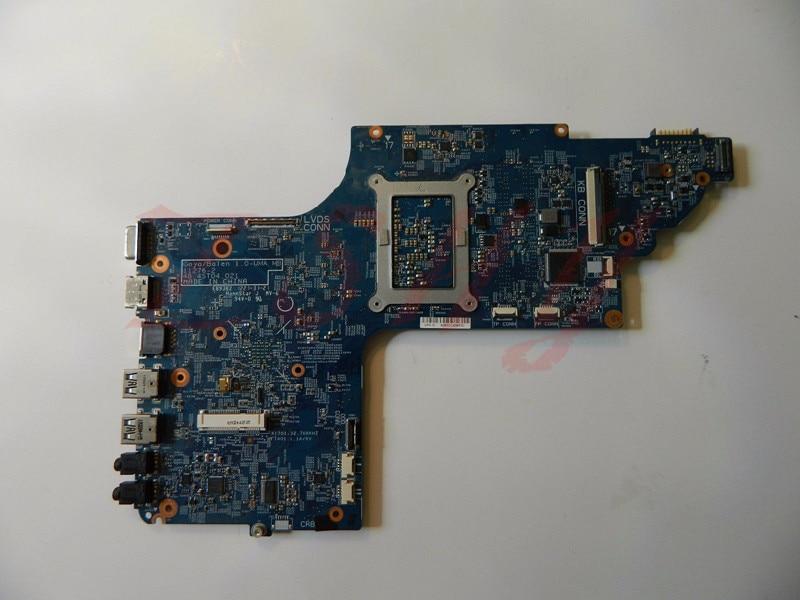 For HP DV6 DV6-7000 Series 682177-001 laptop Motherboard 48.4ST04.021 Free Shipping 100% test ok 650850 001 for hp pavilion dv6 dv6 6000 laptop motherboard free shipping 100% test ok