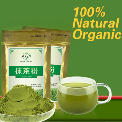 100g matcha green tea powder 100 natural organic slimming tea matcha tea weight loss food buy.jpg 250x250