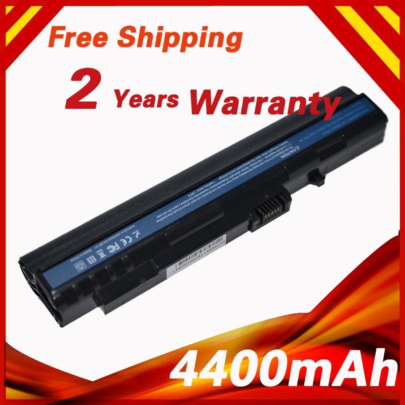 6 cells Laptop Battery For Acer Aspire UM08B31 UM08B32 UM08B52 UM08B71 UM08B72 UM08B73 UM08B74 UM08A31 UM08A73 UM08A74 2600mah replacement laptop battery for packard bell dot s dot s um08b64 um08a71 um08a72 um08a73 um08a74