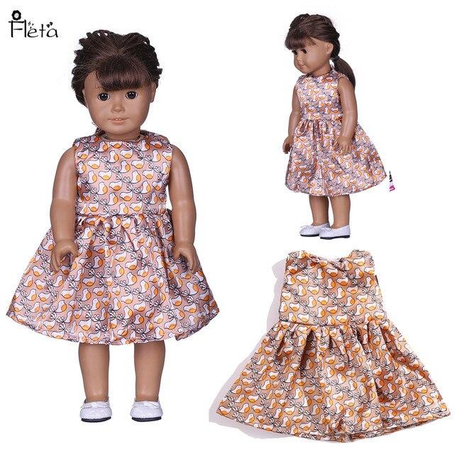 18 pulgadas accesorios para muñecas ropa de bebé Precioso regalo de . 37f26fb725d5
